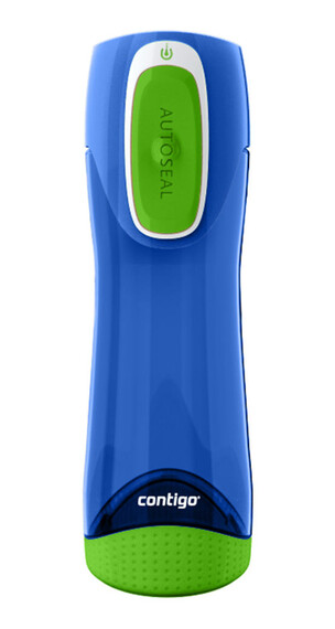 Contigo Autoseal Swish Water Bottle 500ml cobalt blue